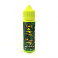 Peach Lemon - AJ Vape - 50 ML