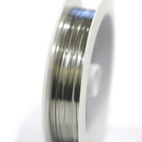 Acier SS316L Ribbon 0.5*0.1 30ft - Bobines de fils VAP' EXTRÊME