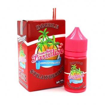 Double Strawberry - 30ML
