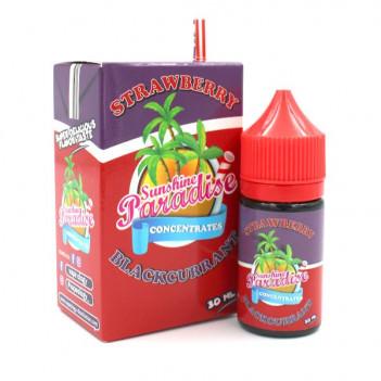 Strawberry Blackcurrant - Sunshine Paradise - 30ML