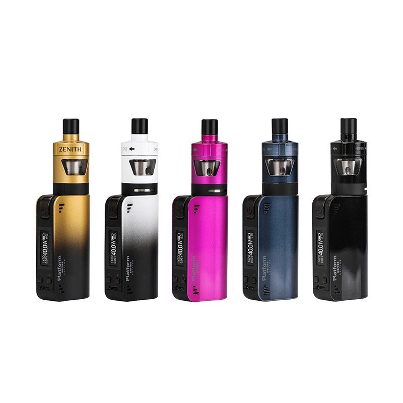 Kit Cool Fire Mini Zenith - Innokin