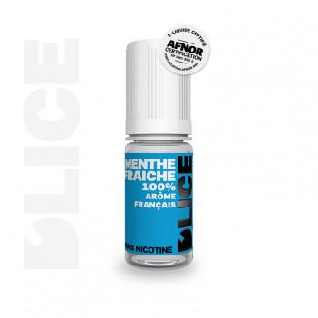 E-liquide Menthe Fraîche - D'lice