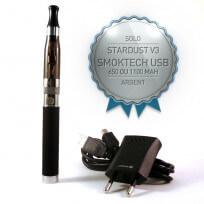Solo Stardust V3 + SmokTech eGo USB
