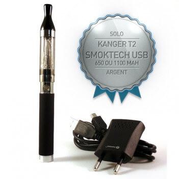 Solo Kanger T2 + SmokTech eGo USB