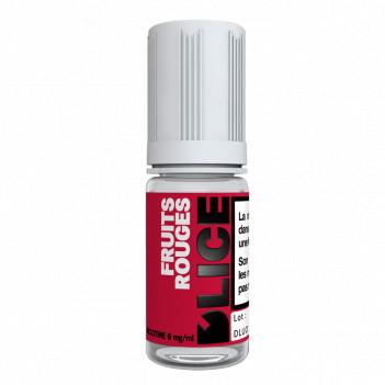 E-liquide Fruits Rouges - D'lice