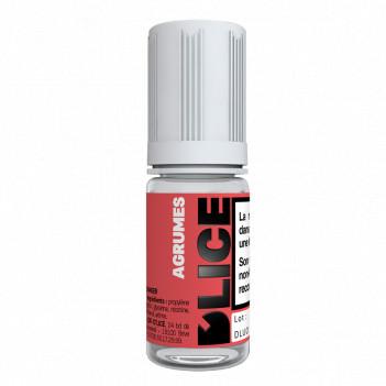 E-liquide Agrumes - D'lice