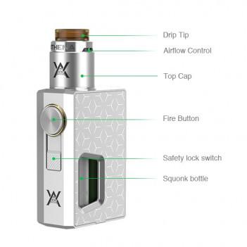 Kit Athena Squonk – GeekVape